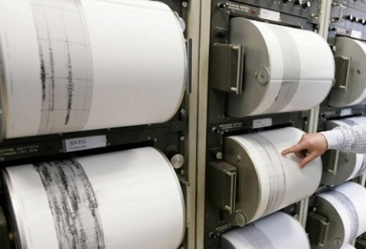 Σεισμός 3,4 ρίχτερ στη Λέσβο | Newsit.gr