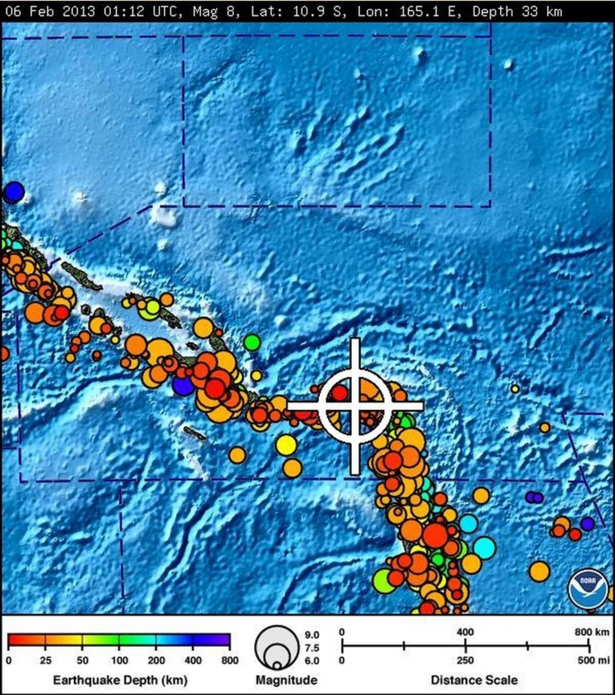 Σεισμός μαμούθ στον Ειρηνικό! Πληροφορίες για 4 νεκρούς | Newsit.gr