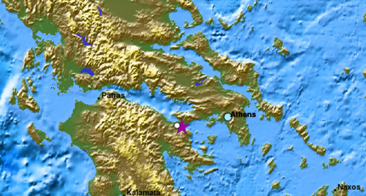 Σεισμός 4,1 ρίχτερ στα Λουτρά της Ωραίας Ελένης | Newsit.gr