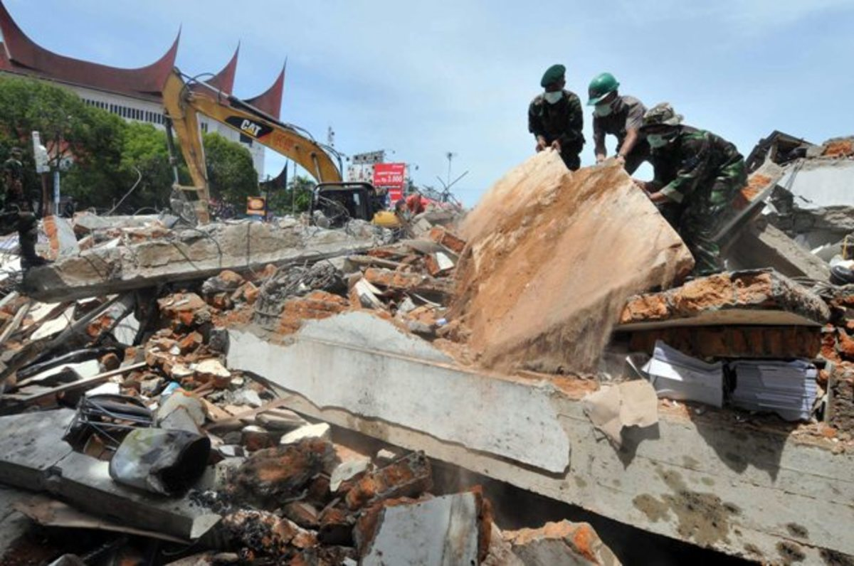 Ο σεισμός-τέρας δεν χτύπησε ακόμη στον Ειρηνικό | Newsit.gr