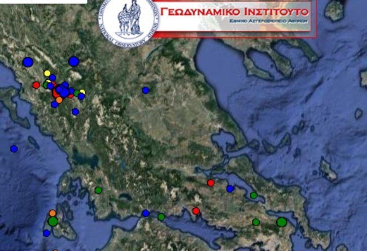 Σεισμός στα Ιωάννινα – Ανησυχία τώρα για τους μετασεισμούς [pics]   Newsit.gr