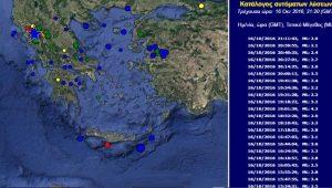 Σεισμός Ιωάννινα – ΤΩΡΑ ανησυχία από τους ισχυρούς μετασεισμούς [pics]