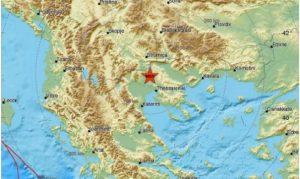 Μεγάλος σεισμός στο Κιλκίς – Κουνήθηκε η Θεσσαλονίκη