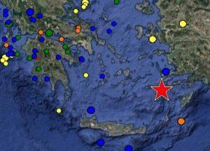 Σεισμός στη Νίσυρο: Δείτε ΤΩΡΑ τι καταγράφουν LIVE οι σεισμογράφοι [εικόνες]