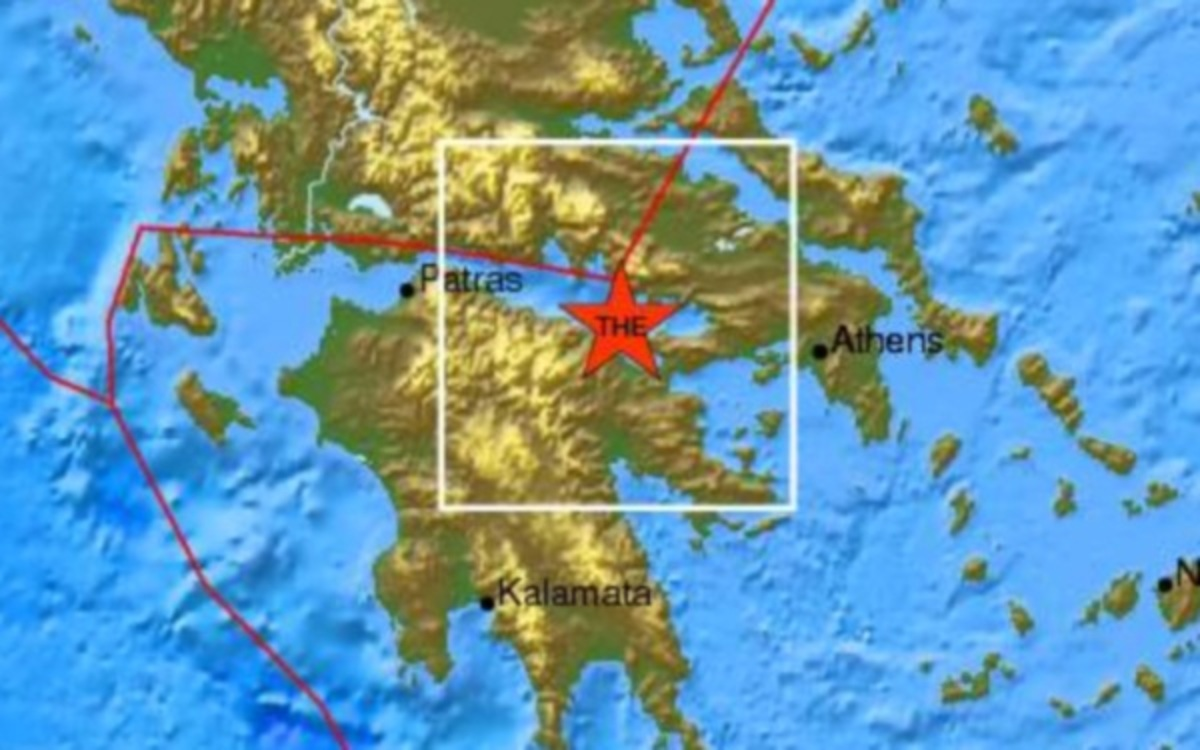 Συνεχείς σεισμοί στην Κρήτη – 4,9 Ρίχτερ κοντά στην Κόρινθο | Newsit.gr