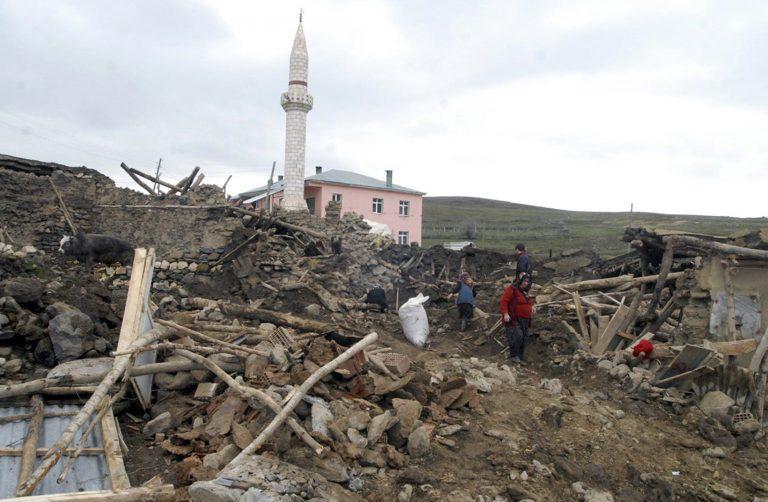 Νέος σεισμός στην Τουρκία, δεν υπάρχουν θύματα   Newsit.gr