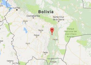 """Σεισμός """"μαμούθ"""" στη Βoλιβία – Αισθητός σε 3 πόλεις!"""