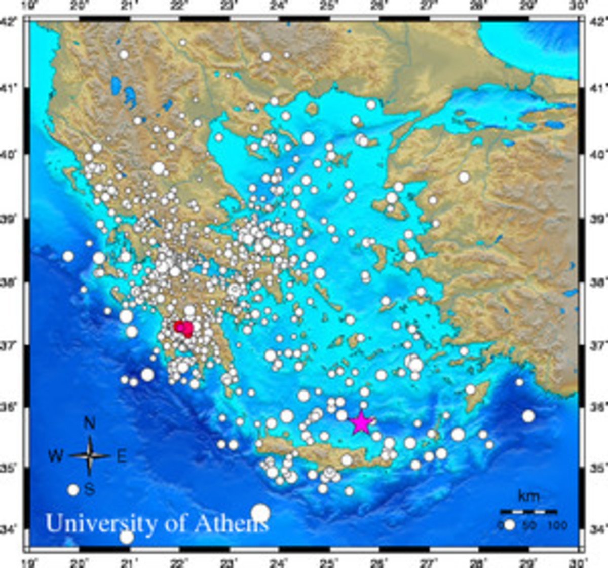 Επιφανειακός σεισμός ταρακούνησε την Κρήτη! | Newsit.gr