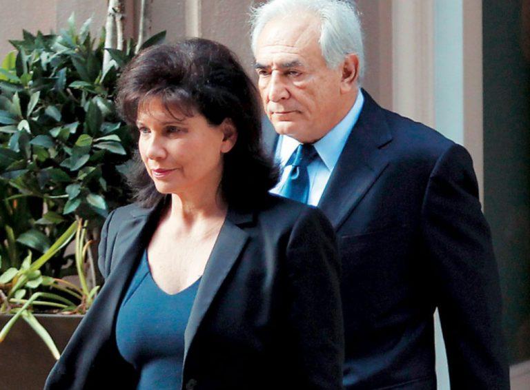 Ο Στρος Καν και η σύζυγός του θέλουν να προστατέψουν την ιδιωτική τους ζωή   Newsit.gr