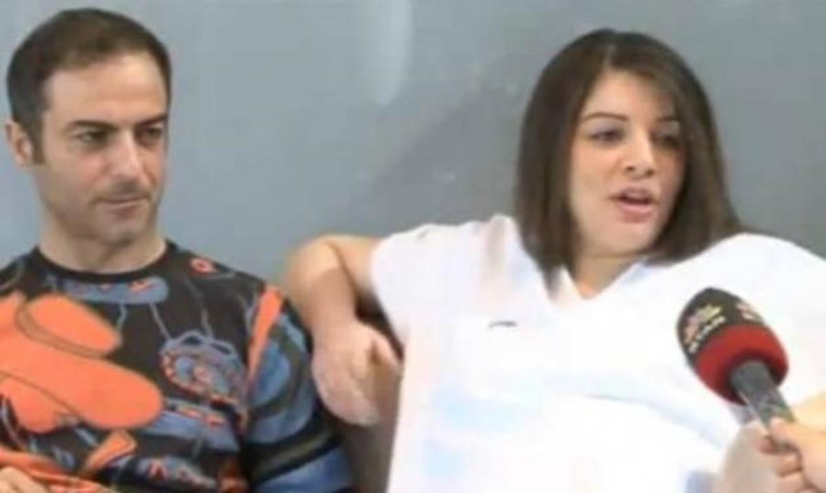 Nεκτάριος – Στέλλα Σφυράκη: Όλα πήγαν καλά και ήρθε στον κόσμο ο γιος τους!   Newsit.gr