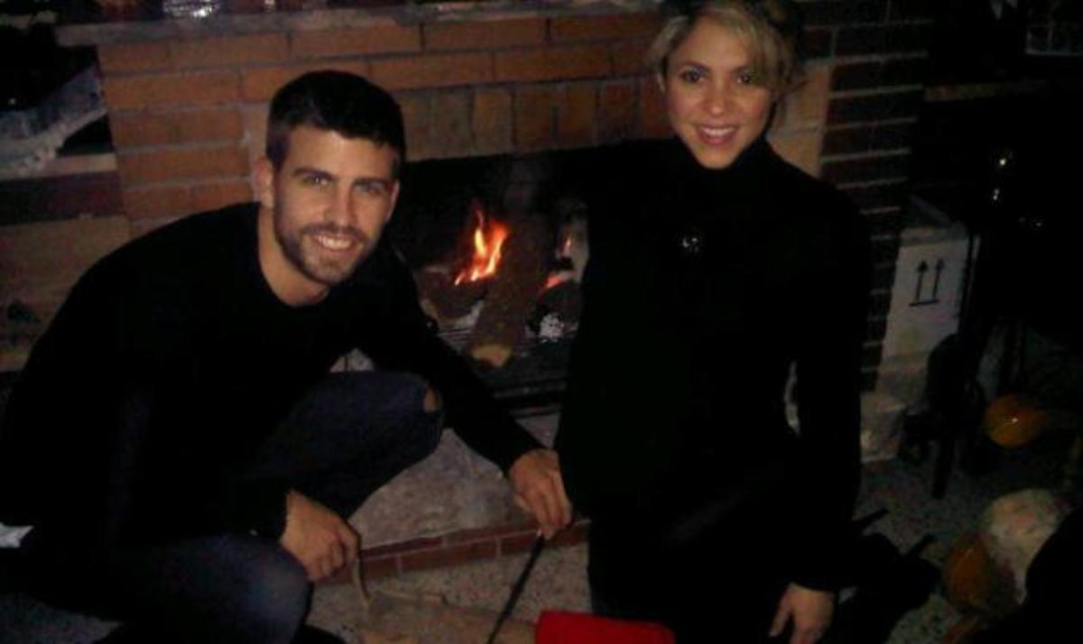 Shakira: Λίγο πριν τον πελαργό, έκανε Χριστούγεννα με τον G. Pique!   Newsit.gr