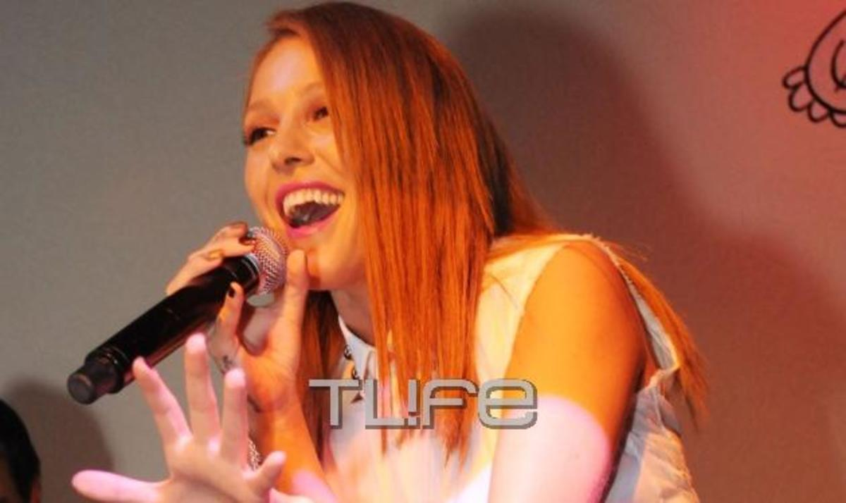 Tάμτα: Tρελό γλέντι στο Shamone μέχρι το πρωί! Ποιοι τραγούδησαν μαζί της; Φωτογραφίες | Newsit.gr