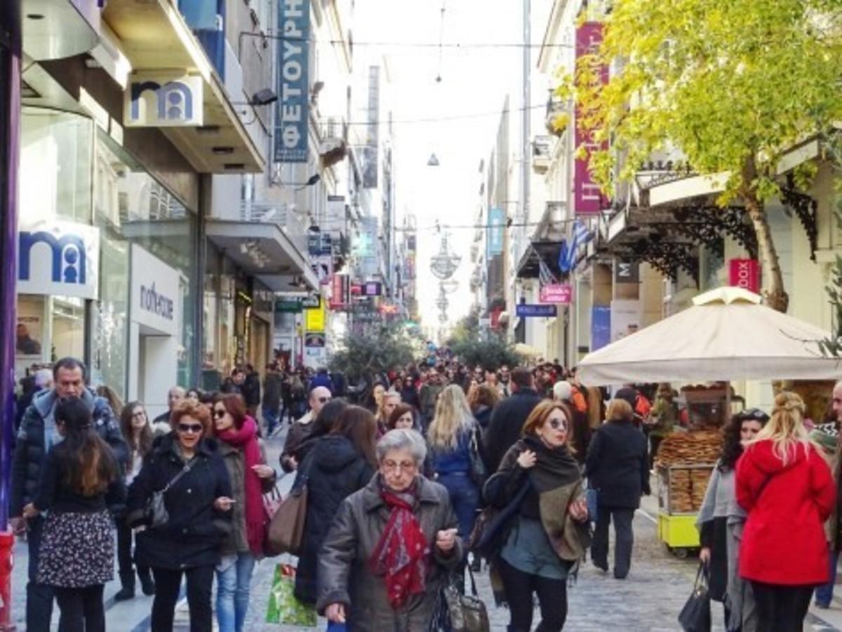 Εορταστικό ωράριο καταστημάτων: Ανοιχτά την τελευταία Κυριακή του έτους! | Newsit.gr