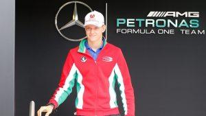 """Μικ Σουμάχερ: """"Θέλω να  γίνω πρωταθλητής της F1"""""""