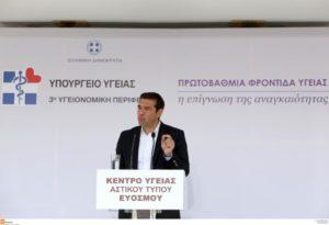 «Ο πρωθυπουργός ανακάλυψε σήμερα τη δυτική Θεσσαλονίκη»