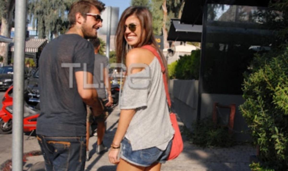 Ν. Μουλαζίμ: Βόλτα στη Γλυφάδα με τον νέο της σύντροφο, Γ. Σιδεράκη! | Newsit.gr
