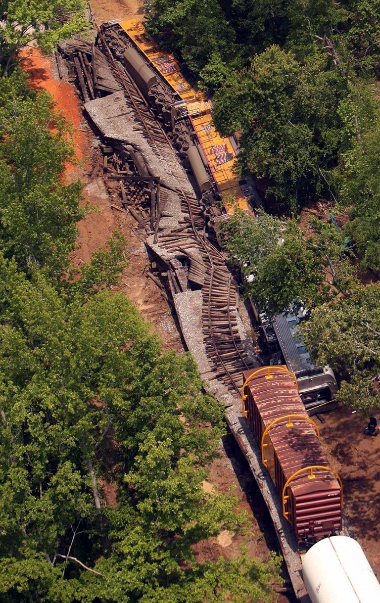 15 τραυματίες σε σιδηροδρομικό ατύχημα στην Τσεχία   Newsit.gr
