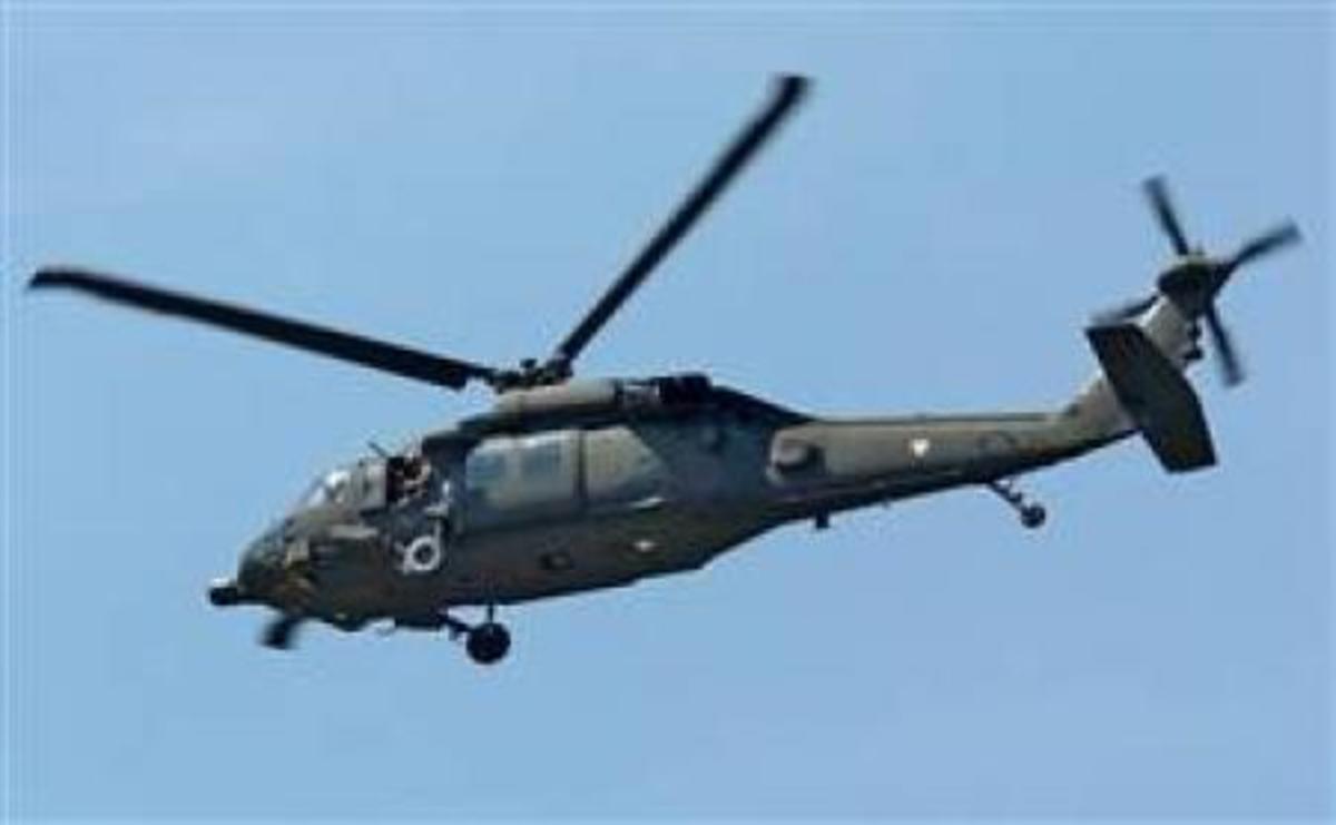 Τουρκία: 4 νεκροί στρατιώτες απο την πτώση ελικοπτέρου | Newsit.gr