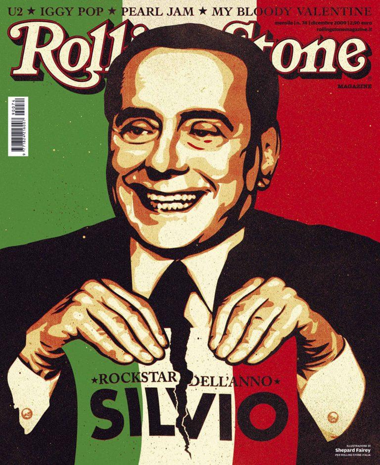 Rolling Stone : Ο Σίλβιο ροκ σταρ της χρονιάς! | Newsit.gr
