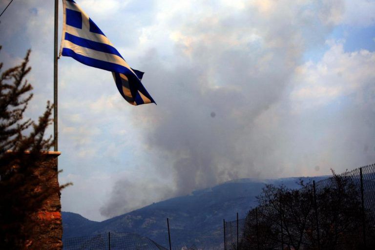 Αρκαδία: «Έσβησε» ο 60χρονος που είχε τραυματιστεί στη φωτιά | Newsit.gr