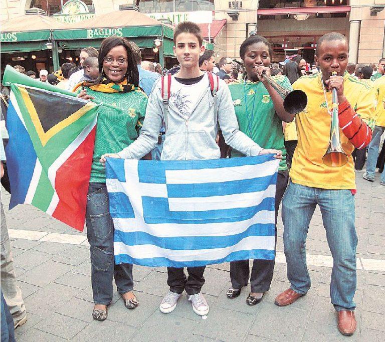 Με Έλληνα σημαιοφόρο ανοίγει το Μουντιάλ!   Newsit.gr