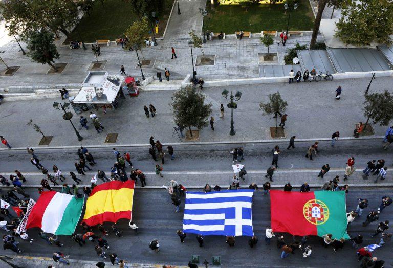 Στο πλευρό Ελλήνων κι Ευρωπαίων και η Νέα Υόρκη | Newsit.gr