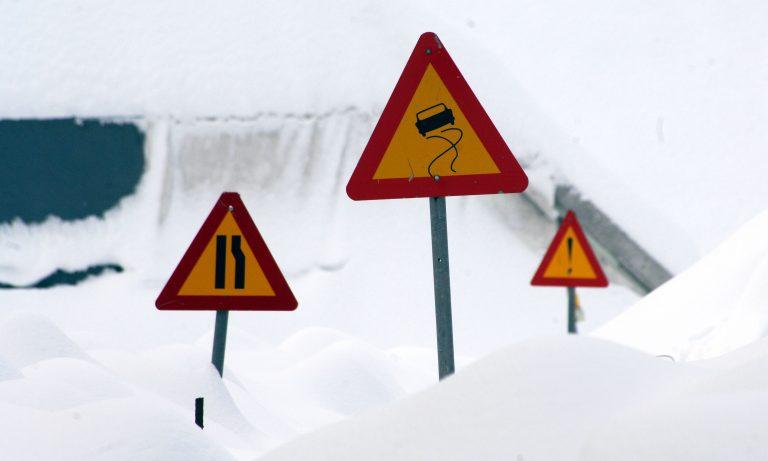 Θεσσαλονίκη: Συνθήκες παγετού σε πολλά σημεία | Newsit.gr