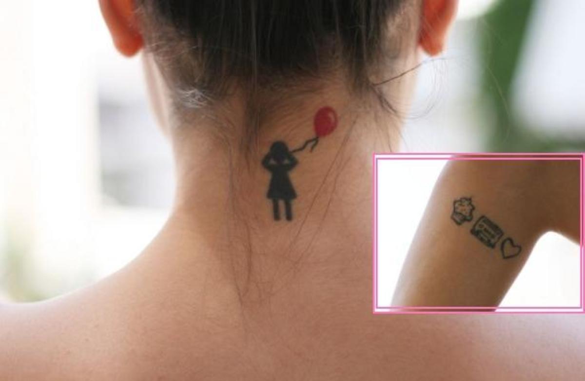 Σε ποια Ελληνίδα παρουσιάστρια ανήκουν αυτά τα τατουάζ; | Newsit.gr