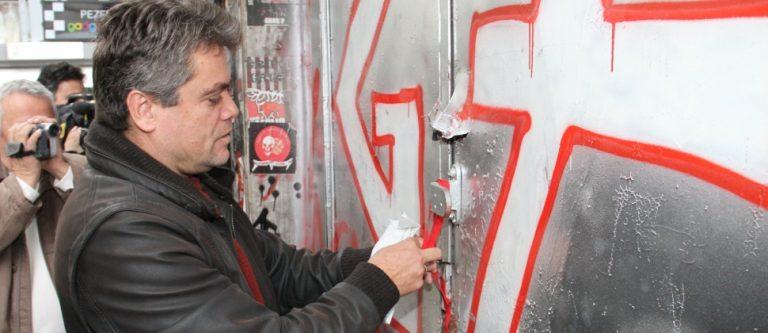 Ηλεία: H »ανατίναξη» συνδέσμου οπαδών άφησε οργή και φόβο- Δείτε τα βίντεο! | Newsit.gr