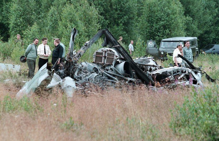 Τρεις νεκροί από συντριβή στρατιωτικού ελικοπτέρου στο Μαυροβούνιο | Newsit.gr