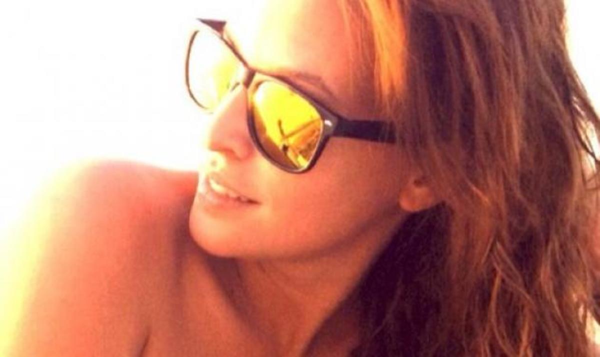 Σ. Χρηστίδου: Χωρίς μακιγιάζ, ποζάρει στον αγαπημένο της φωτογράφο! | Newsit.gr