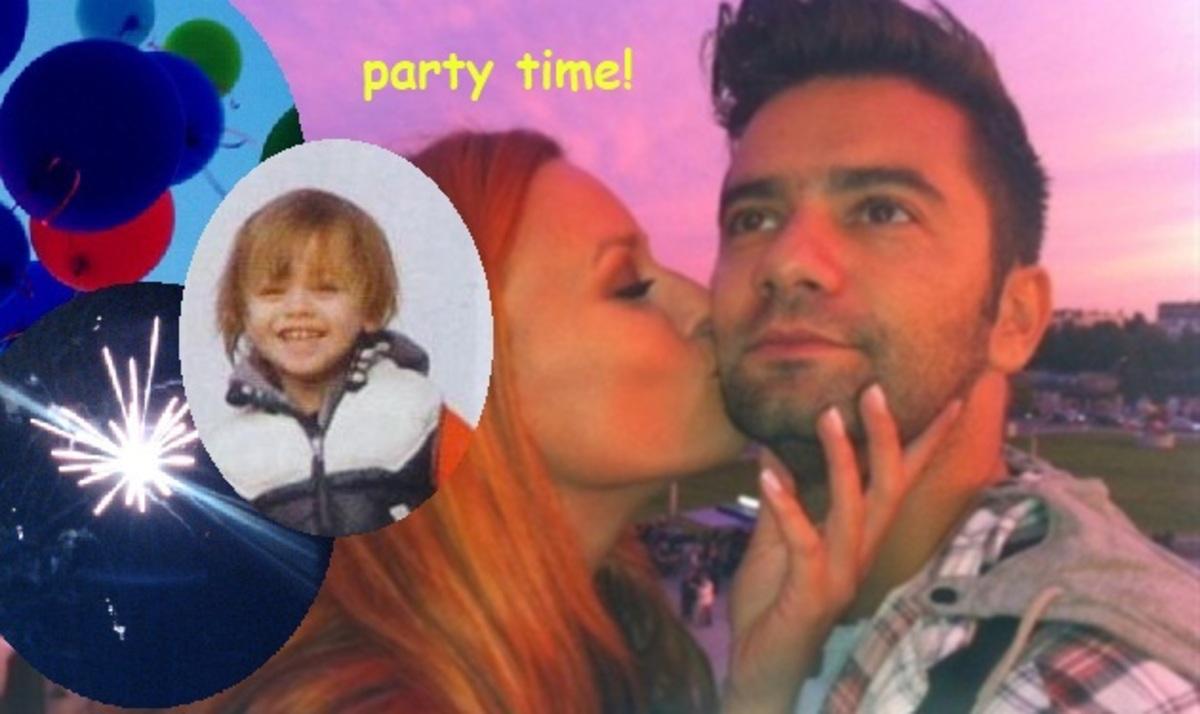 Σ. Χρηστίδου – Θ. Μαραντίνης: Το super πάρτι που ετοίμασαν για τα 4α γενέθλια του γιου τους! | Newsit.gr