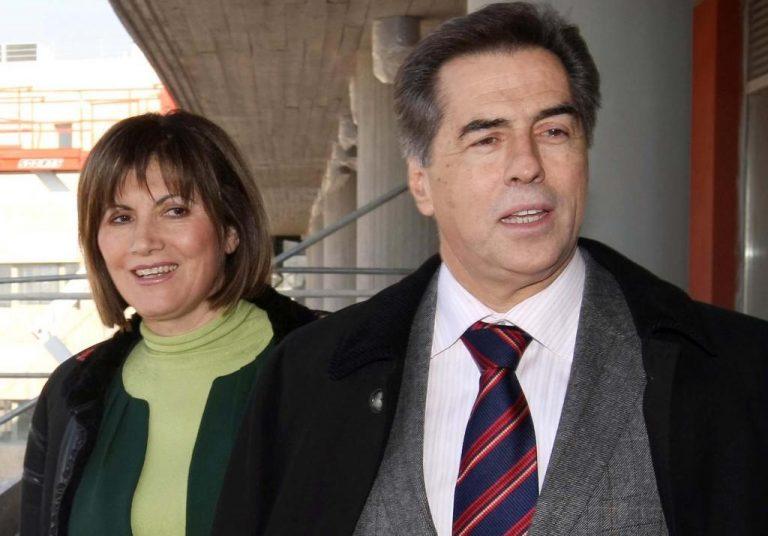 Στις φυλακές η σύζυγος του Β. Παπαγεωργόπουλου – Του πήγε ρούχα και είδη πρώτης ανάγκης   Newsit.gr