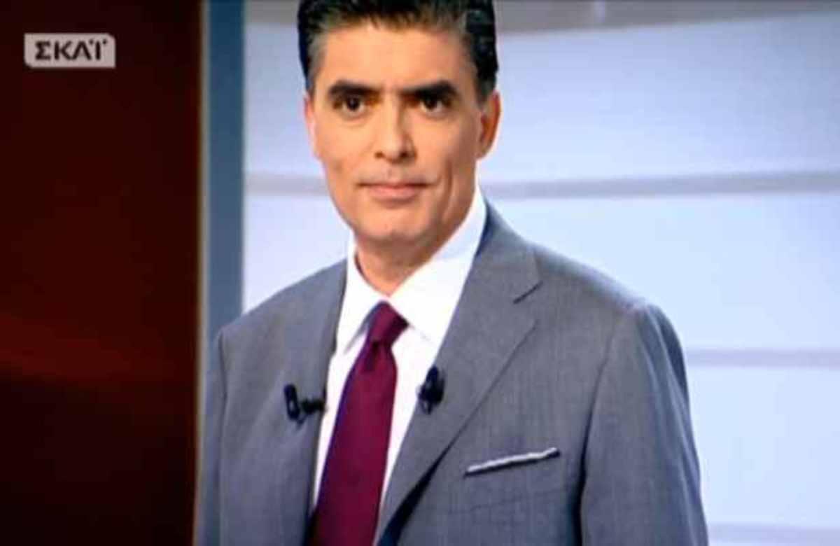 Σήμερα η επιστροφή του Νίκου Ευαγγελάτου στον ΣΚΑΪ | Newsit.gr