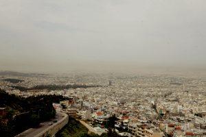 Καιρός: Έρχεται σκόνη από την Αφρική
