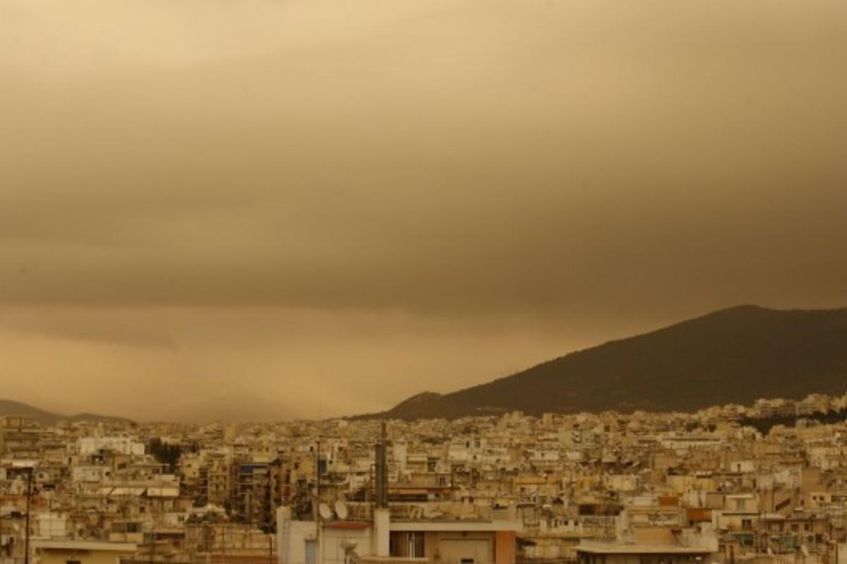 Κρήτη: Μη επανδρωμένα αεροσκάφη παρακολουθούν το ταξίδι της αφρικανικής σκόνης!   Newsit.gr