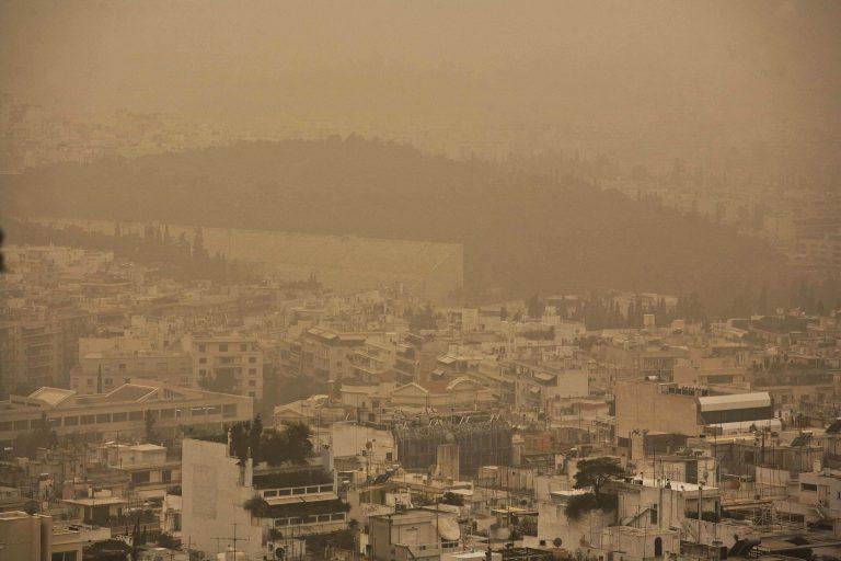 Επανέρχεται η αφρικανική σκόνη το Σάββατο | Newsit.gr