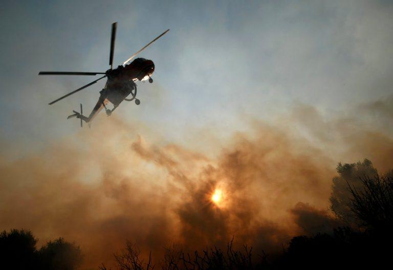 Υπό μερικό έλεγχο η φωτιά στη Σκόπελο | Newsit.gr