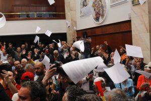 """""""Βόμβες"""" Μόσχας: Προσχεδιασμένα τα επεισόδια στα Σκόπια!"""