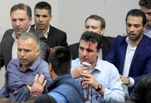 ΠΓΔΜ: Η Ευρώπη καλεί σε αυτοσυγκράτηση