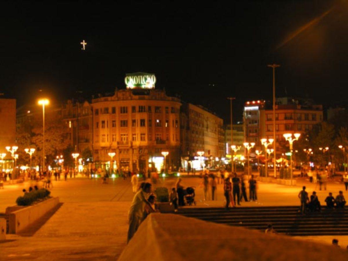Σοβαρά επεισόδια στα Σκόπια για τη δολοφονία 5 ατόμων | Newsit.gr