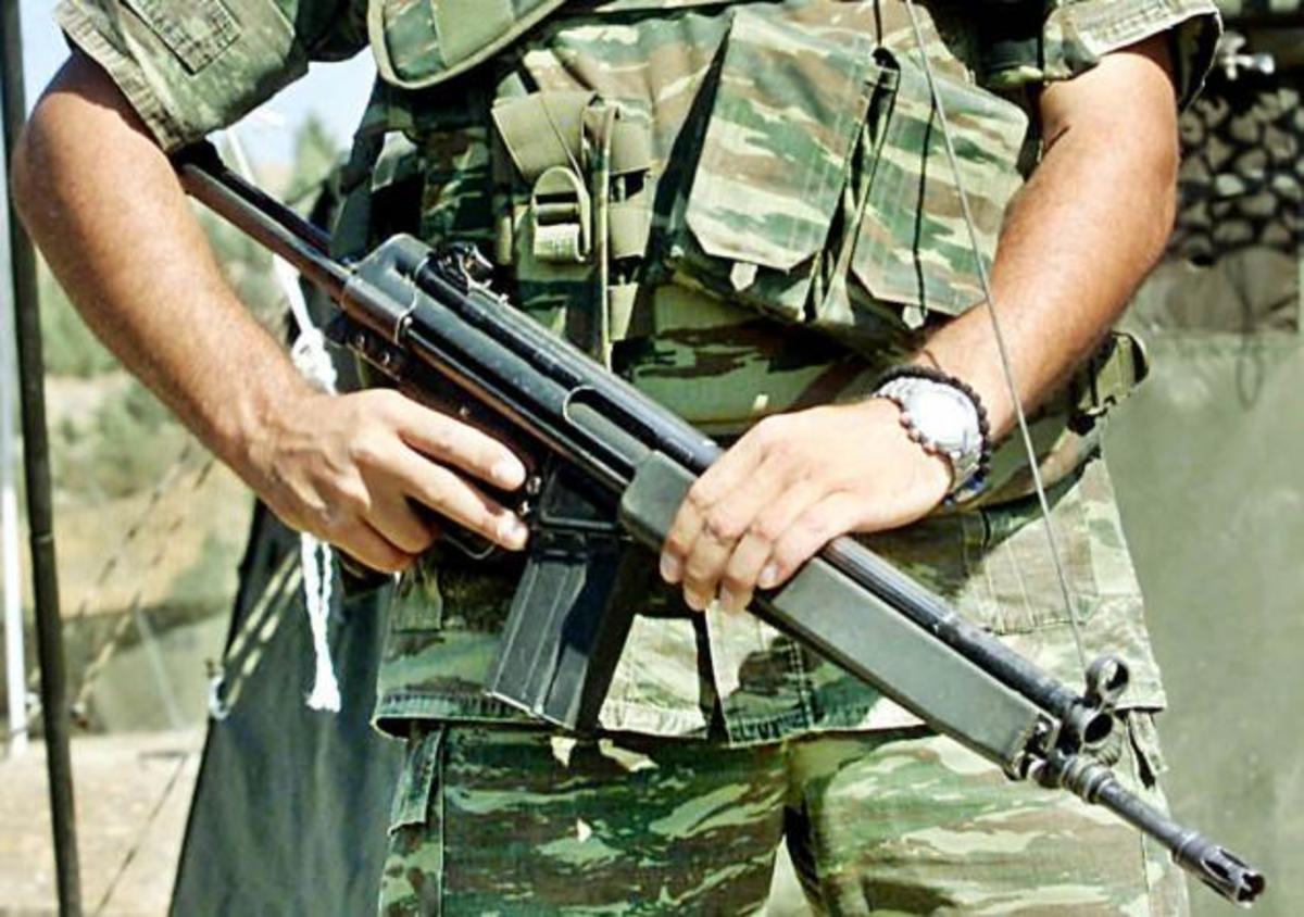 Περίεργη υπόθεση! Μπούκαραν σε στρατόπεδο στην Κοζάνη και έκλεψαν το χρηματοκιβώτιο | Newsit.gr