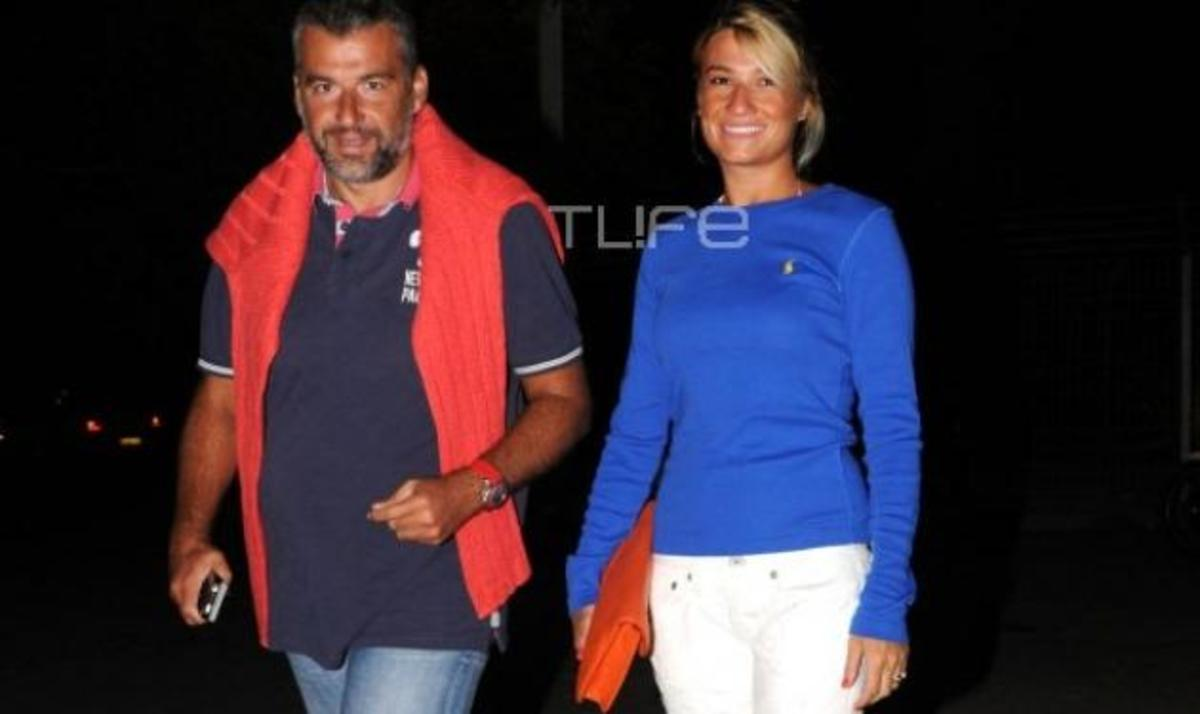 Γ. Λιάγκας – Φ. Σκορδά: Γιατί βρίσκονται στο Μέτσοβο; | Newsit.gr