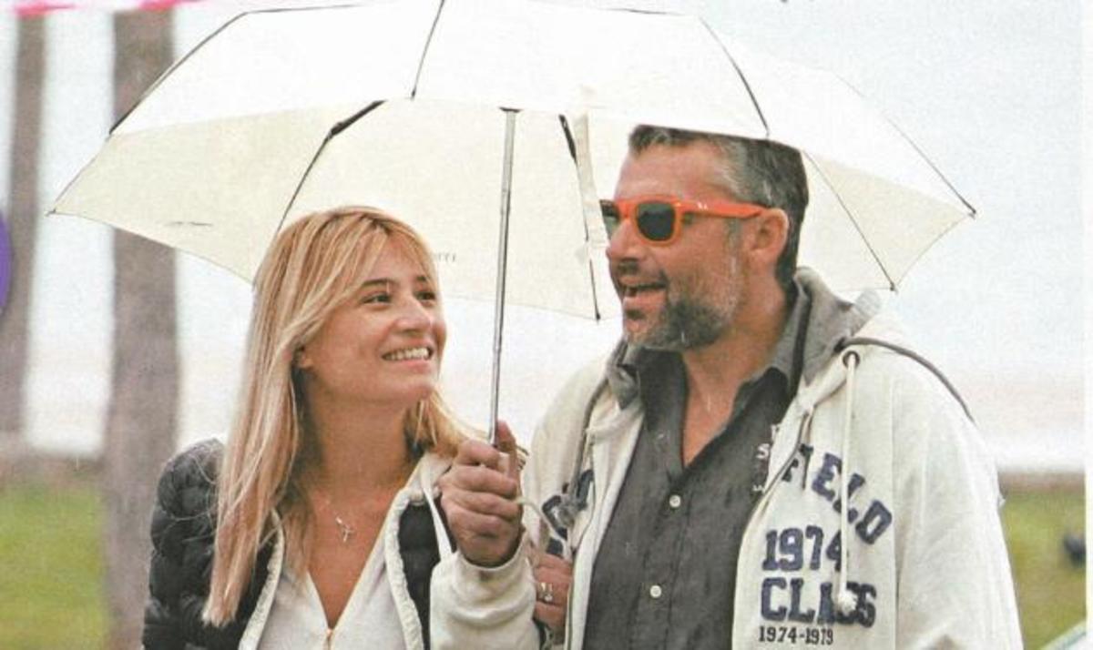 Φ. Σκορδά – Γ. Λιάγκας: Ερωτευμένοι στη Θεσσαλονίκη! Φωτογραφίες   Newsit.gr