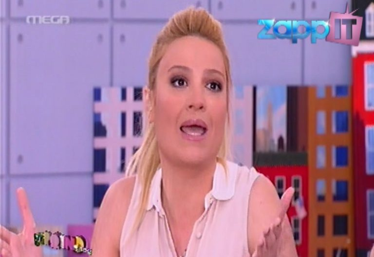 Έξαλλη η Σκορδά με αφορμή τα όσα είπε η Μενεγάκη για το διαζύγιό της | Newsit.gr