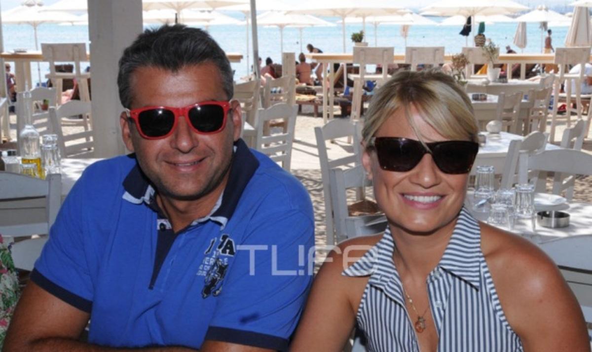 Γ. Λιάγκας – Φ. Σκορδά: Το αποχαιρετιστήριο γεύμα με την ομάδα της εκπομπής! Αποκλειστικές φωτογραφίες   Newsit.gr