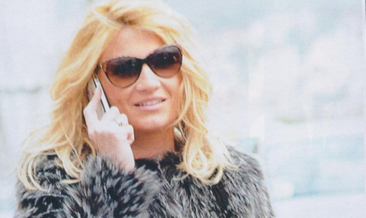Φ. Σκορδά – Γ. Λιάγκας: Ευτυχισμένοι μαζί με τον γιο τους! | Newsit.gr