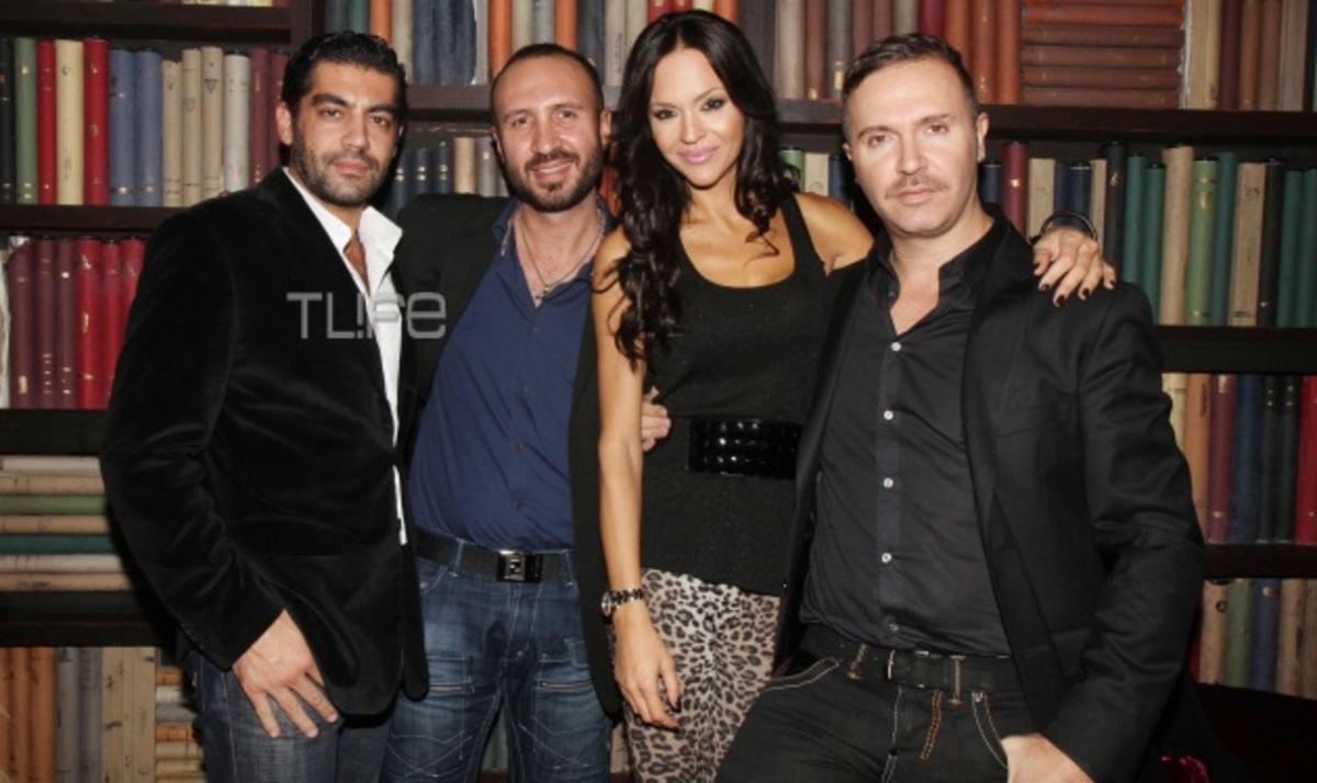 Κ. Σκορδάλης: Ανανεωμένος και με νέο έρωτα διασκεδάζει με φίλους! | Newsit.gr