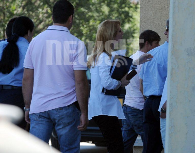 Συνεχίζεται για 2η μέρα η δίκη για τη δολοφονία του 'Α.Χατζηκωστή   Newsit.gr