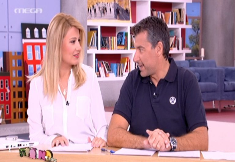 Λιάγκας στην Σκορδά: «Μας ξεφτιλίζουν στα κανάλια»!   Newsit.gr